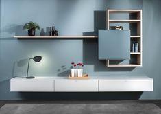 Modern - Design wandkast - Interstar design meubelen