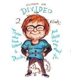 Ed Sheeran ♡♡♥ ➗
