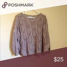 Style Mint Sweater Super cute and perfect for a casual day out. Has some piling throughout the sweater, but is in great wearable condition. DO NOT LOWBALL (1/2 THE PRICE OR MORE). YOU WILL BE BLOCKED. Sweaters