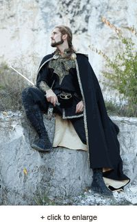 Knight of the West Cloak