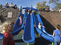 Redmond plans $50,000 merry-go-round for Hope Playground; Fundraising has begun for new addition to accessible playground, which opened last fall