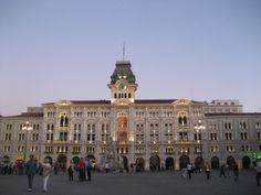 Piazza della Unita', Trieste