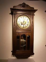 Image result for junghans wall clock identification Antique Wall Clocks, Decorating Ideas, Antiques, Image, Antiquities, Antique, Old Stuff