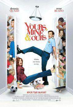 Os Seus, Os Meus e os Nossos (Yours, Mine and Ours), 2005.