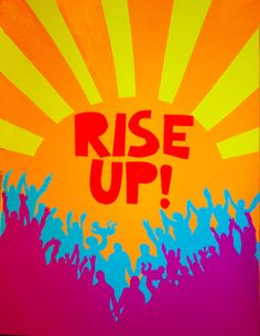 Rise Up! # occuprint: posters from the occupy movement