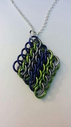 Ali Tuttle Easton #Chainmaille