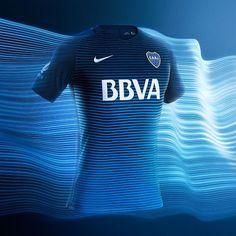 Boca Juniors 2017 Third Kit