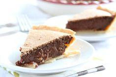Dark+Chocolate+Buttermilk+Pie