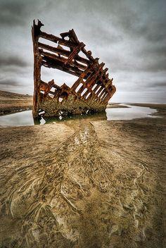 #shipwreck   remains