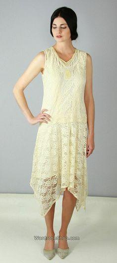 Casual dress by Nataya  #vintage #wardrobeshop