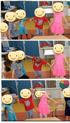 Juf Jamilla: Groepsopdracht: geef de hoepel door. Samenwerken, klassenbouwer, kennismaken met de klas, energizer, bewegen, hoepel Community Helpers, Primary School, Teamwork, Fun Activities, Art Lessons, Kindergarten, Kids, Camping, Play
