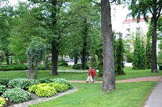 Fuksinpuisto, Kotka
