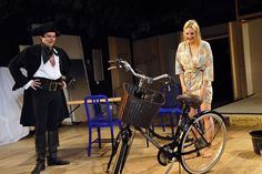 INTERVIEW: PENELOPE SKINNER The playwright talks to Aleks Sierz about her new Royal Court play, The Village Bike, which explores the sex lives of a couple who have just moved into the countryside, and about Eigengrau, which was at the Bush Theatre in 2010.