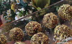 Сыроедные диетические конфеты | Кулинарные рецепты от «Едим дома!»