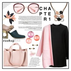"""Summer Date. Rooftop Bar"" by misskarolina on Polyvore featuring Miu Miu, Proenza Schouler, Corto Moltedo, WithChic, Marni, Fatboy, Katie Diamond, summerdate and rooftopbar"