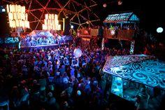 100,000 Watts of PK sound! The village stage gets crazier and crazier every year! SHAMBHALA