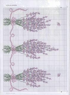 Lavender curtain (2/3)