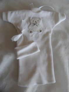NEW heavens joy infant burial gown for baby 0-1lb and 1-2lb in ...
