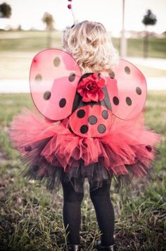 Super cute kid's halloween costume!
