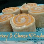 Turkey and Cheese Pinwheels