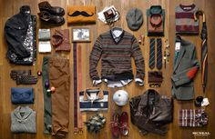 MCNEAL fall collection board