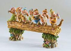 Jim Shore Disney Homeward Bound-Seven Dwarfs Figurine