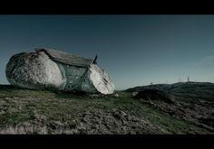 Casa do Penedo, Fafe Mountains, Portugal
