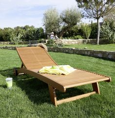 CARREFOUR Set encastrable de jardin OSAKA - 1 table + 6 fauteuils ...