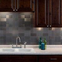 25 best stainless steel backsplash images on pinterest kitchen rh pinterest com IKEA Stainless Steel Backsplash IKEA Stainless Steel Backsplash