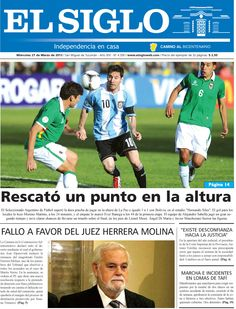 Diario El Siglo - Miércoles 27 de Marzo de 20 13