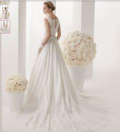 billige brudekjoler|Charm Rose parfume linje En simpel bælte brudekjole online_billige brudekjoler online shop