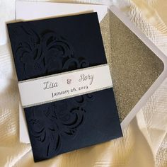 111 Best Wedding Invitations Images In 2019 Laser Cut Wedding