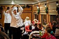 THE POLAR EXPRESS Train Ride | Great Smoky Mountain Railroad. Can't wait to see his face!