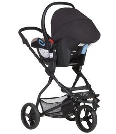 2015 Mountain Buggy MB mini travel system Review - Travel System