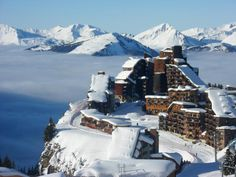 Amazing Avoriaz, France. Car free resort, skiing in 3 countries. Best ever ski chalet holiday at the Millenium