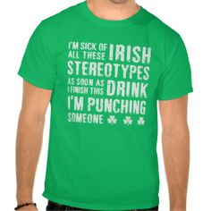 Baby S First St Patrick Day Irish T Shirt All Things Zazzle Pinterest