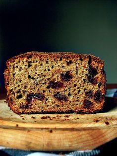 Chleb pszenno- żytni z żurawiną na zakwasie Wheat and rye sourdough bread with cranberries, for English scroll down Od bardzo daw...