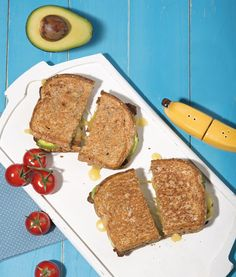 Tempeh, Sauce Au Miel, Sandwiches, French Toast, Breakfast, Food, Cheese, Yummy Recipes, Cooking Recipes