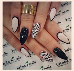 if I had long nails...
