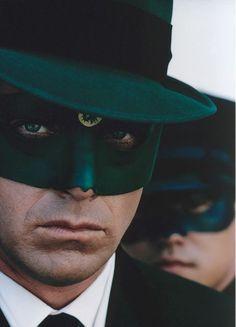 """Green Hornet"", starring Van Williams and Bruce Lee"