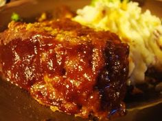 Keninger Kitchen: Bayou Bourbon Meatloaf - Tastefully Simple Recipe