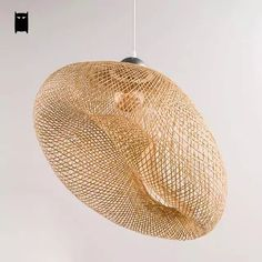 Online Shop Bamboo Wicker Rattan Wave Shade Pendant Light Fixture Rustic Vintage Japanese Lamp Suspension Home Indoor Dining Table Room Bamboo Pendant Light, Plug In Pendant Light, Bamboo Light, Bamboo Lamp, Cheap Pendant Lights, Modern Pendant Light, Pendant Lamp, Bedroom Light Fixtures, Industrial Light Fixtures