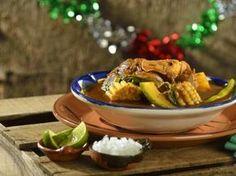 Mole de Olla Fácil | El mole de olla es una de las recetas tradicionales de la república mexicana. Es una preparación fácil de hacer, rápida y con un sabor incomparable. Disfrútala en compañía de tus seres queridos.