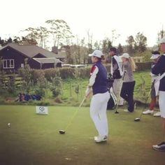 From @syx.akl -  The young queen  of NZ golf. #thankyoulydia #NZWomensOpen #lpga #auckland #newzealand #GOKO #golf
