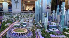 Egipto  quiere construir una nueva capital en medio del desierto igual que las Vegas