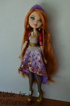 Ever After High Holly and Poppy O'Hair Review