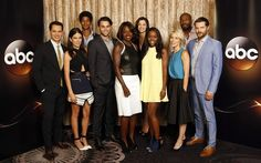"What It's Like to Star On ""How to Get Away With Murder"""
