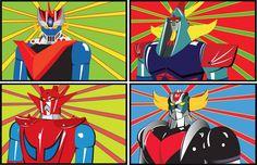 Mattel's Shogun Warriors!