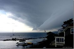 Gloucester Harbor storms, July 1,2013
