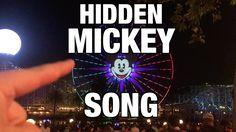 Hidden Mickey Song Disneyland